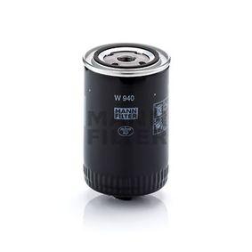 W940 Ölfilter MANN-FILTER exklusive Angebote