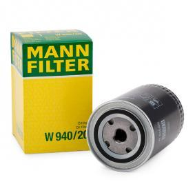 1 Ölfilter MANN-FILTER W 940//25 FORD VOLVO VAG BOMAG GENERAL MOTORS STILL HAKO