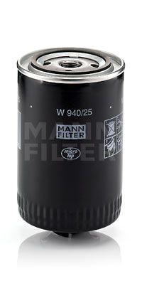 W 940/25 Alyvos filtras MANN-FILTER Test