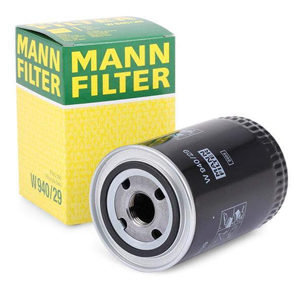MANN-FILTER | Ölfilter W 940/29