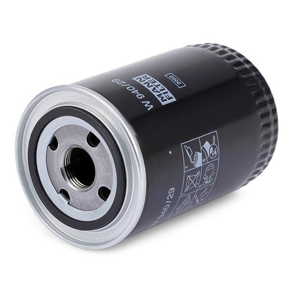 W 940/29 Filter MANN-FILTER - Markenprodukte billig