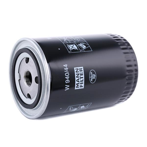 W94044 Alyvos filtras MANN-FILTER W 940/44 Platus pasirinkimas — didelės nuolaidos