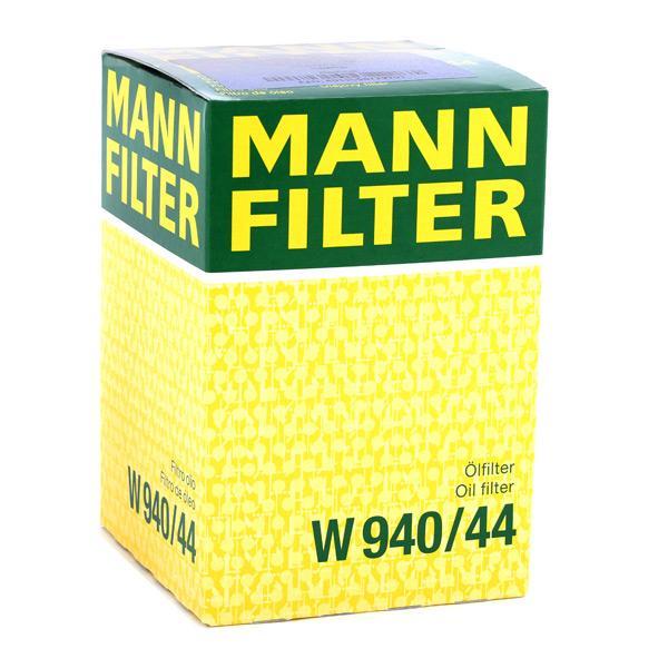 W940/44 Alyvos filtras MANN-FILTER - Sumažintų kainų patirtis