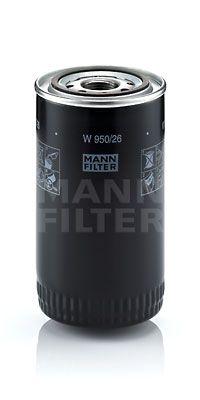 W 950/26 Motorölfilter MANN-FILTER in Original Qualität