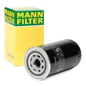 W 950/26 MANN-FILTER Innendurchmesser 2: 63mm, Ø: 93mm, Außendurchmesser 2: 72mm, Höhe: 171mm Ölfilter W 950/26 günstig kaufen