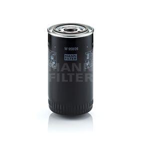 W950/26 Filtro Olio MANN-FILTER esperienza a prezzi scontati