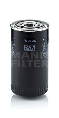 MANN-FILTER Oliefilter til SCANIA - vare number: W 950/39