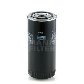 W962 Oljefilter MANN-FILTER - Upplev rabatterade priser