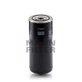 MANN-FILTER Filtro, Sistema idraulico di lavoro W 962/1 acquisti con uno sconto del 27%