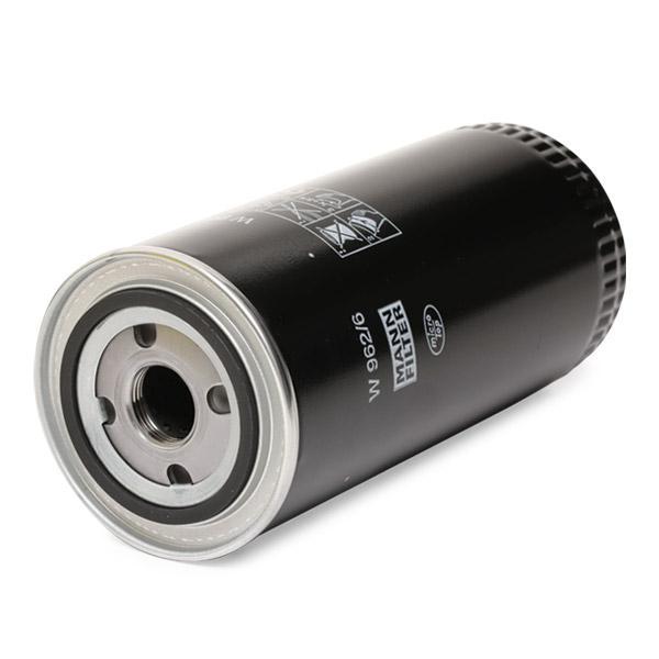MANN-FILTER Filtro olio W9626: compri online
