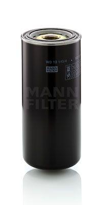 Compre MANN-FILTER Filtro de óleo WD 13 145/4 caminhonete