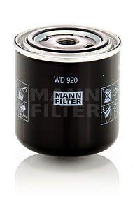 Kup MANN-FILTER Filtr, hydraulika sterownicza WD 920 ciężarówki