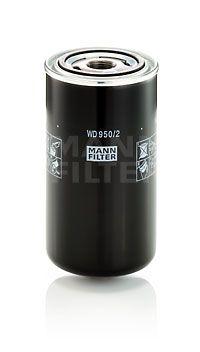 Köp MANN-FILTER Hydraulikfilter, automatväxel WD 950/2 lastbil