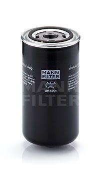 Köp MANN-FILTER Hydraulikfilter, automatväxel WD 950/3 lastbil