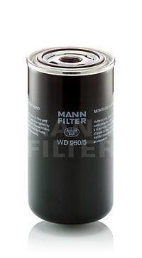 MANN-FILTER Filter, arbejdshydraulik WD 950/5 - køb med 34% rabat