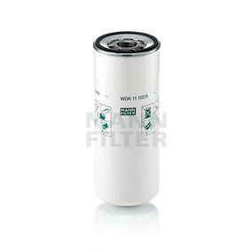 MANN-FILTER Bränslefilter WDK 11 102/9 - köp med 34% rabatt