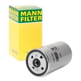 Kraftstofffilter MANN-FILTER WDK 725 mit 34% Rabatt kaufen