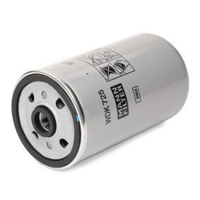 WDK725 Kraftstofffilter MANN-FILTER online kaufen
