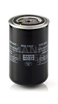 Buy MANN-FILTER Fuel filter WDK 940/5 truck