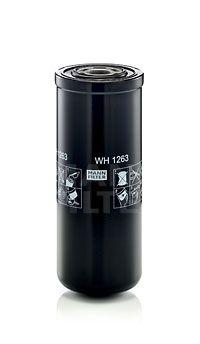 Køb MANN-FILTER Hydraulikfilter, automatisk gearkasse WH 1263 lastbiler