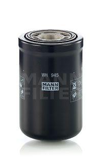 WH 945 Filtro idraulico, Cambio automatico MANN-FILTER qualità originale