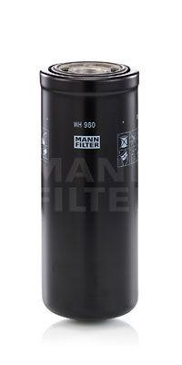 Acheter Kit de filtres hydrauliques boîte automatique MANN-FILTER WH 980 à tout moment