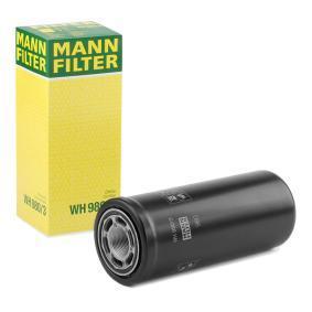 MANN-FILTER Oljefilter WH 980/3 - köp med 26% rabatt
