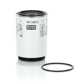 MANN-FILTER Bränslefilter WK 1060/3 x - köp med 30% rabatt