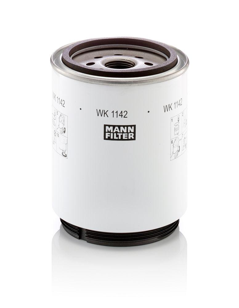 Achetez des Filtre à carburant MANN-FILTER WK 1142 x à prix modérés