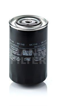 WK 1149 MANN-FILTER Fuel filter for IVECO Trakker - buy now