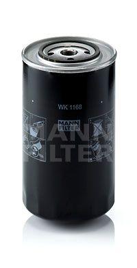 WK 1168 MANN-FILTER Fuel filter for IVECO P/PA-Haubenfahrzeuge - buy now