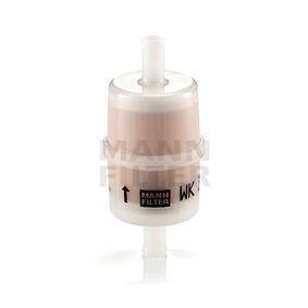 WK32/7 Palivovy filtr MANN-FILTER - Zažijte ty slevy!