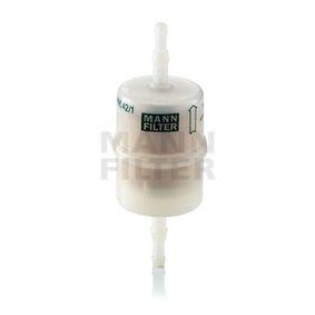 WK 42/1 diesel filter MANN-FILTER in Original Qualität