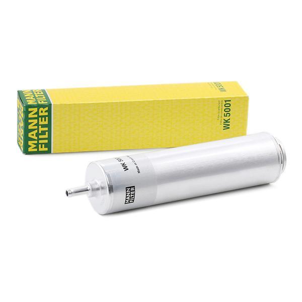 Filtro combustibile WK 5001 MANN-FILTER — Solo ricambi nuovi