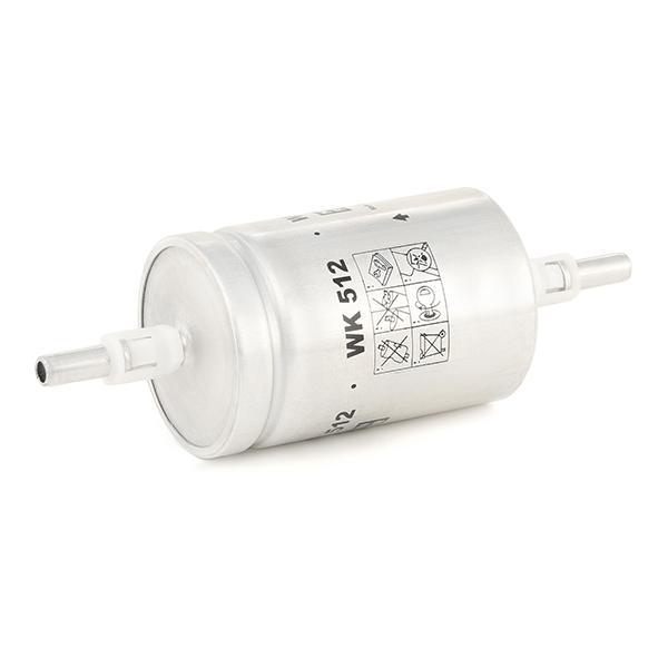 WK512 Leitungsfilter MANN-FILTER WK 512 - Große Auswahl - stark reduziert