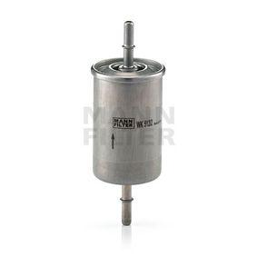 Filtro de combustible nuevo Mann-Filter WK 512