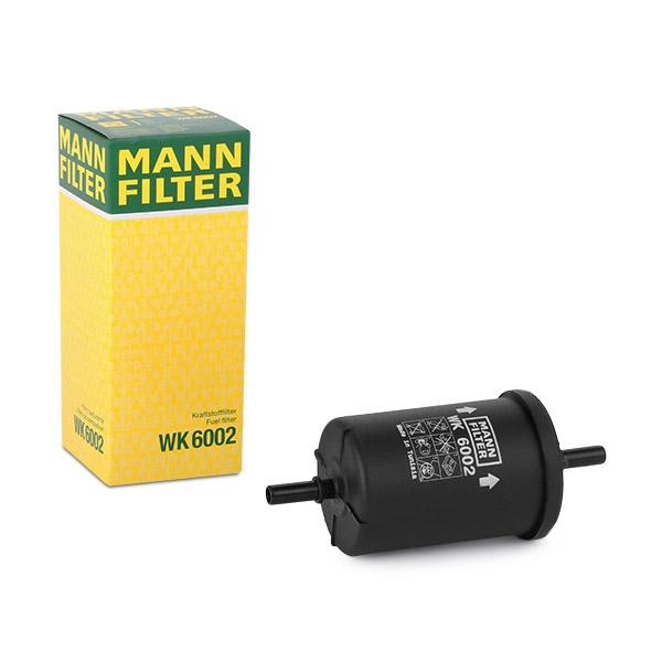 WK6002 Leitungsfilter MANN-FILTER WK 6002 - Riesenauswahl — stark reduziert