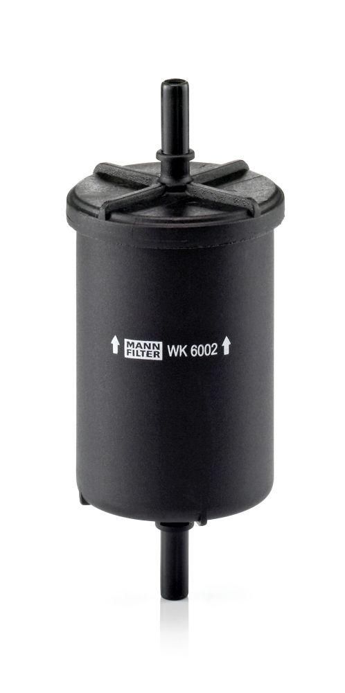 WK6002 Kraftstofffilter MANN-FILTER zum Schnäppchenpreis