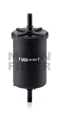 WK 6002 Filtru combustibil MANN-FILTER - produse de brand ieftine