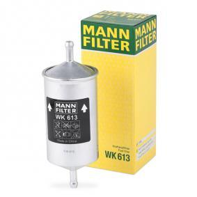 WK 613 MANN-FILTER Höhe: 168mm Kraftstofffilter WK 613 günstig kaufen