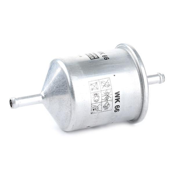 WK66 Kraftstofffilter MANN-FILTER Erfahrung