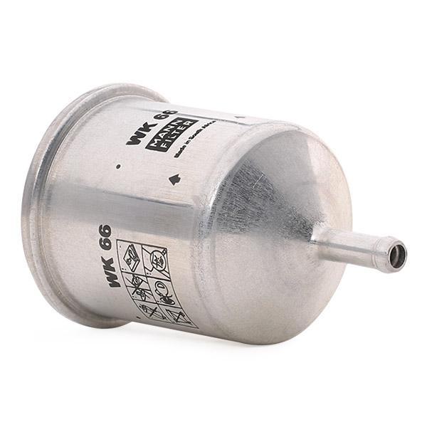 Kraftstofffilter WK 66 von MANN-FILTER