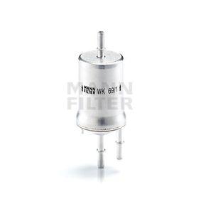 WK69/1 Palivovy filtr MANN-FILTER - Zažijte ty slevy!