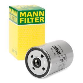 WK 713 MANN-FILTER H: 132mm Bränslefilter WK 713 köp lågt pris