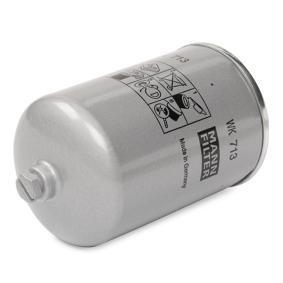 WK 713 Bränslefilter MANN-FILTER - Billiga märkesvaror