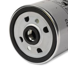 WK713 Bränslefilter MANN-FILTER - Upplev rabatterade priser