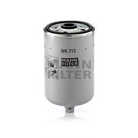 WK 713 Bränslefilter MANN-FILTER originalkvalite