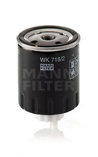 Brændstof-filter WK 718/2 OPEL ARENA med en rabat — køb nu!