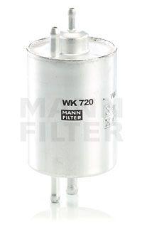 WK720 Filtre fioul MANN-FILTER - L'expérience aux meilleurs prix