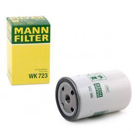 WK 723 MANN-FILTER H: 124mm Bränslefilter WK 723 köp lågt pris